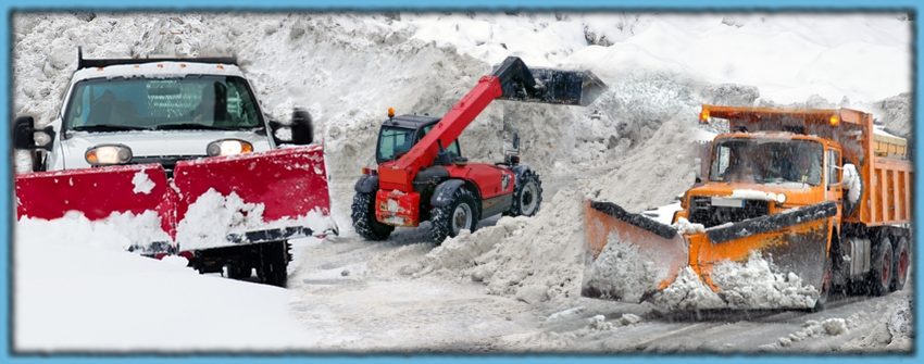 snow removal Denver and snow plowing Denver