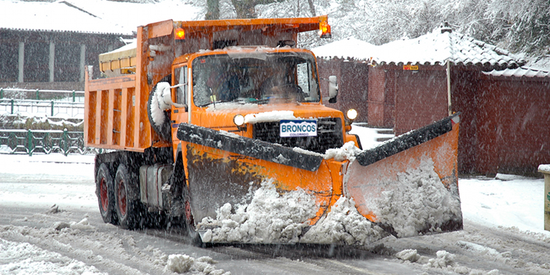 Colorado Snow Removal