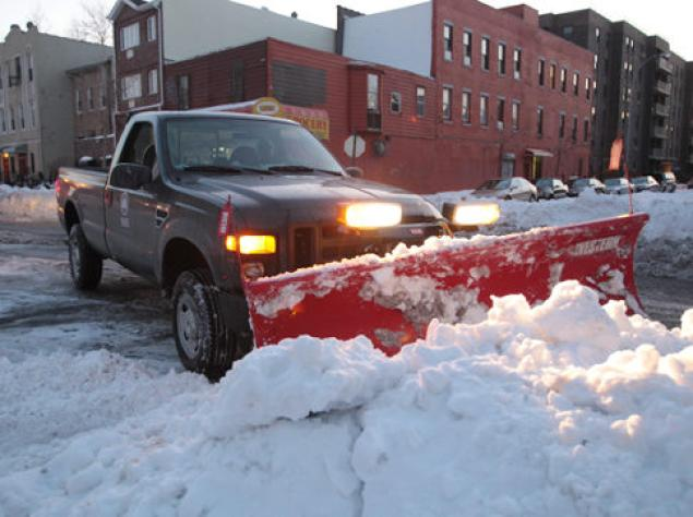 Snow removal Denver, Denver snow plowing